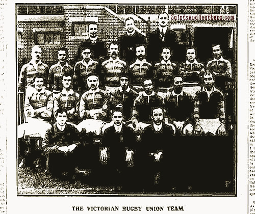 Victorian Rugby XV